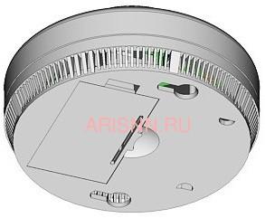 Автономный извещатель пожарный дымовой оптико-электронный точечный ИП 212-112 - 2