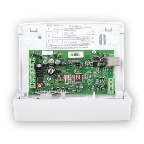 Прибор приемно-контрольный охранно-пожарный Астра-812 - 4