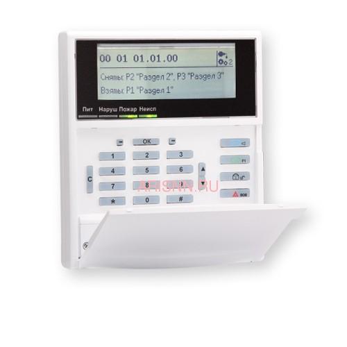 Прибор приемно-контрольный охранно-пожарный Астра-812 Pro - 8