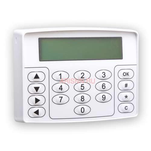 Прибор приемно-контрольный охранно-пожарный Астра-812 - 1